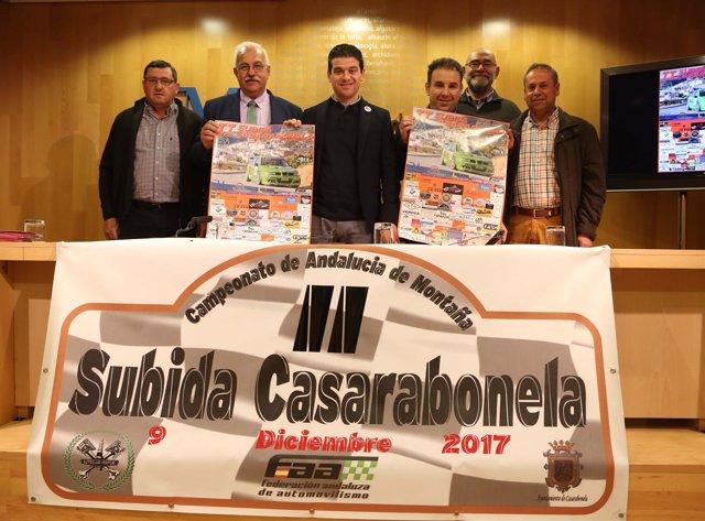 II Subida Casarabonela