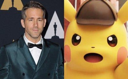 Ryan Reynolds será Detective Pikachu en la primera película de acción real de Pokémon