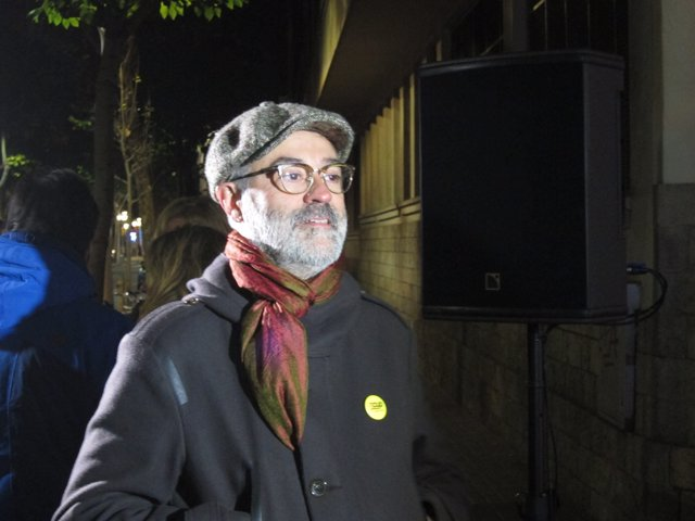 Carles Riera (CUP)