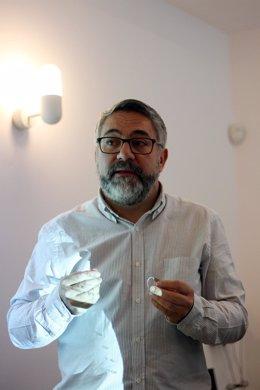 El director de Atención al Cliente de Beltone, Luis Soria