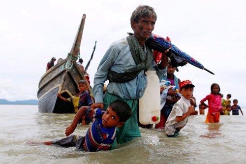 Refugiados Rohingyas