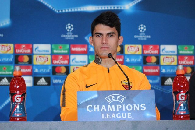 Diego Perotti (AS Roma)