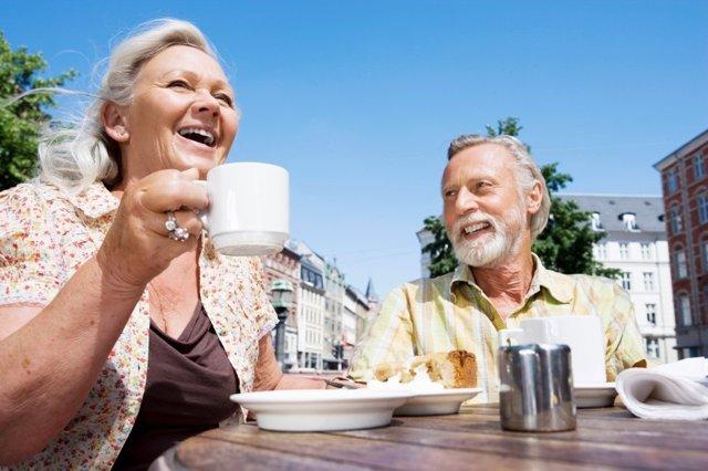 Desayuno ancianos