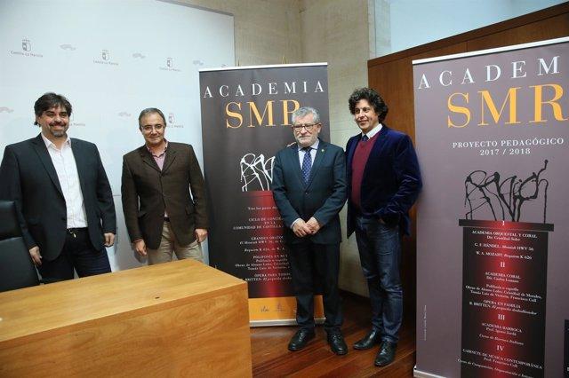 Ciclo conciertos Academia Semana Música Religiosa