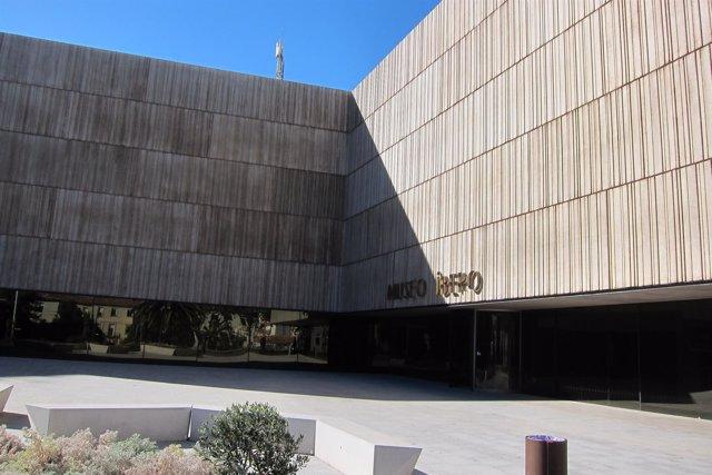 Fachada del Museo Íbero de Jaén.