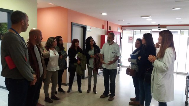 Jornada de puertas abiertas en Punta Europa