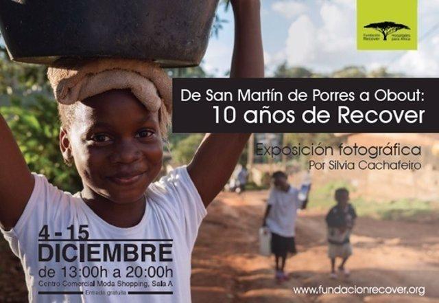 Exposición fotográfica de la Fundación Recover