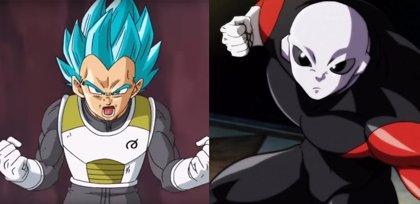 Dragon Ball Super: ¿Filtrado el combate de Vegeta contra Jiren?