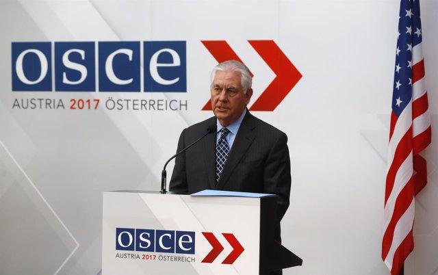 EEUU no levantará las sanciones contra Rusia hasta que no retire sus tropas