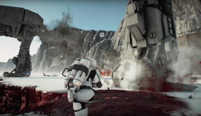 Star Wars Battlefront 2 Los últimos Jedi temporada