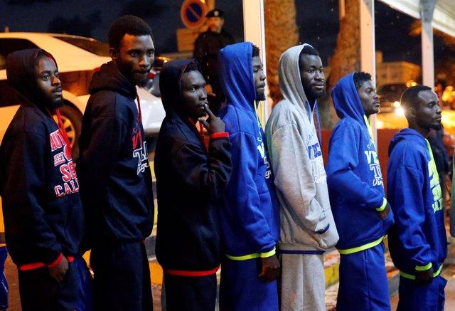 La ONU considera la venta de esclavos en Libia un crimen contra la Humanidad
