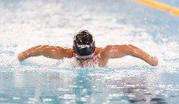 La nadadora paralímpica española Judit Rolo