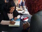 Foto: Almudena Grandes presentará el martes 12 en el Espacio Santos Ochoa su novela 'Los pacientes del doctor García'