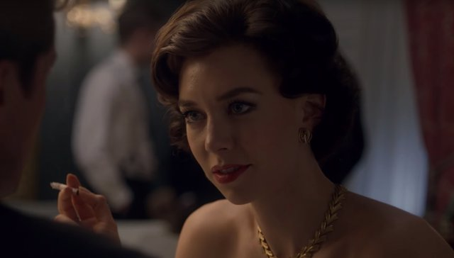 Vanessa Kirby es la Princesa Margarita en The Crown