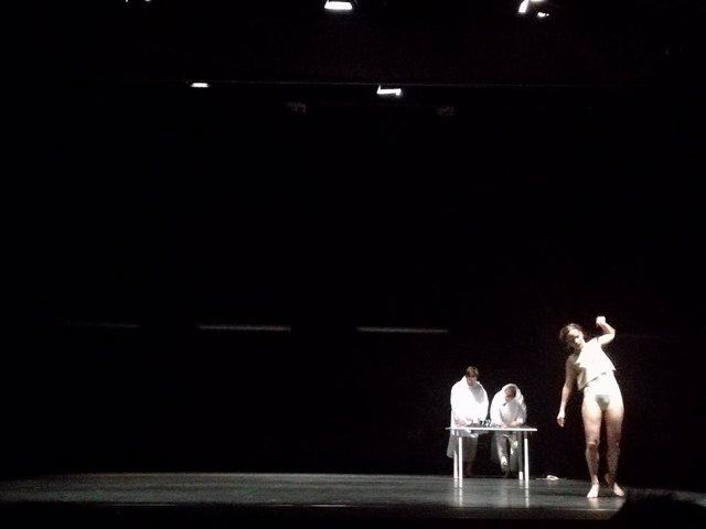 La coreografía de Raquel Klein gana el primer premio del certamen de Danza Contemporánea Art Jove Contador
