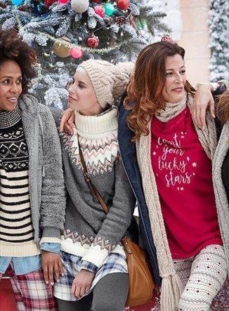 Jerseys navideños, la nueva tendencia para vestir a diario en esta época