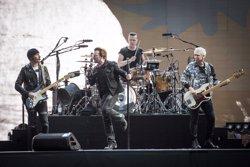 U2 están de vuelta: sus 14 discos ordenados de peor a mejor (EMPICS ENTERTAINMENT / CORDON PRESS / DAVID JENSEN)