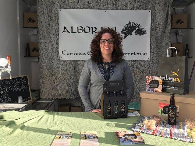 Cervezas Alborán, una empresa con sello de calidad Parque Natural de Andalucía.