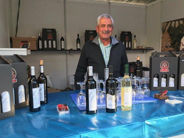 Bodegas García Gil deslumbra en la feria con su novedad: un vino blanco.