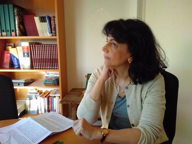La filósofa italiana Donatella di Cesare