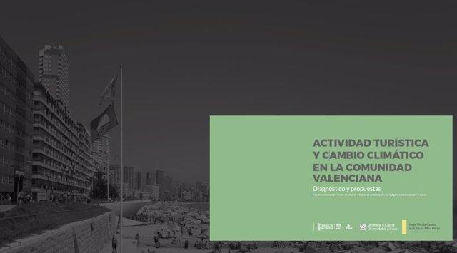 Portada del proyecto entre la UA y la Generalitat