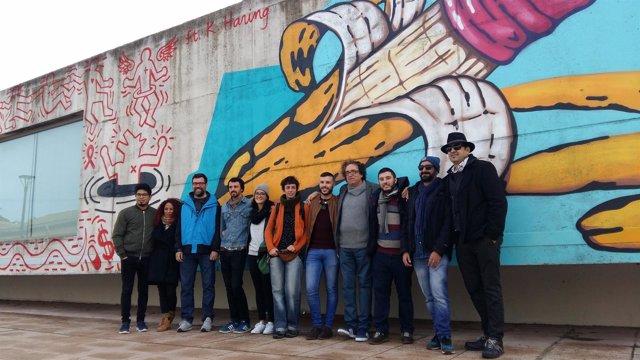 Grafiti de Soma