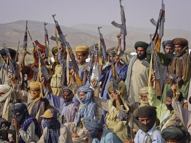 Milicianos baluches (Pakistán)