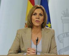 Cospedal anuncia que Espanya enviarà 30 militars més a l'Iraq (EUROPA PRESS)