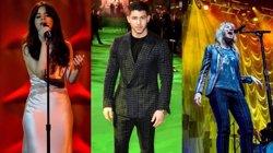 Camila Cabello, Sugarland y Nick Jonas a golpe de rock en  Año Nuevo (CORDON PRESS)