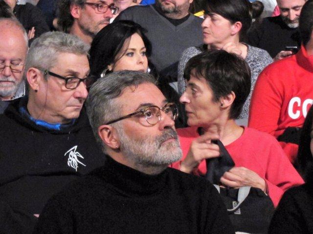 Carles Riera, CUP
