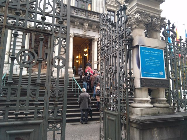 Jornadas de puertas abiertas en la Junta General del Principado de Asturias JGPA