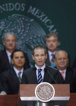 Ricardo Anaya, candidato a la presidencia méxico