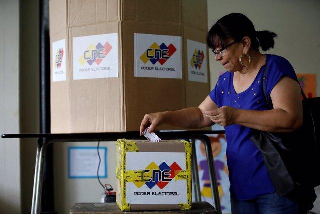 Elecciones regionales en Venezuela