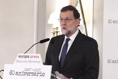 Rajoy avisa que se seguirà complint la llei a Espanya després de l'avís d'ERC de reprendre la via unilateral (Europa Press)