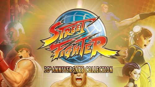 Street Fighter: 30th Anniversary Edition
