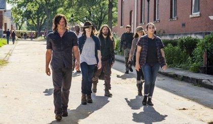 The Walking Dead (8x08) revela la muerte de uno de los personajes principales