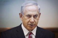 Netanyahu confia que els europeus segueixin els EUA i reconeguin Jerusalem com a capital d'Israel (POOL)