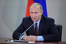 Putin ordena des de Síria l'inici de la retirada de les tropes russes destacades al país àrab (PRESIDENCIA DE RUSIA)