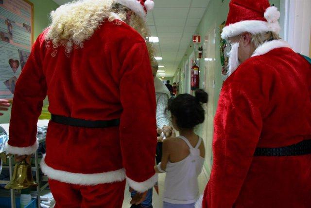 Navidad en el Hospital Macarena