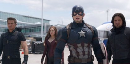 Chris Evans y Mark Ruffalo invitan al niño de Knoxville víctima del bullying a la premiere de Infinity War