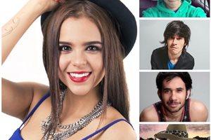 Los 5 'youtubers' latinos mejor pagados del mundo