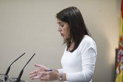 Irene Montero es mostra a favor que els béns del Monestir de Sixena estiguin a Aragó (EUROPA PRESS)