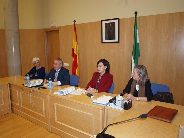 La junta pone en marcha en dos hermanas la primera nueva for Oficina junta de andalucia