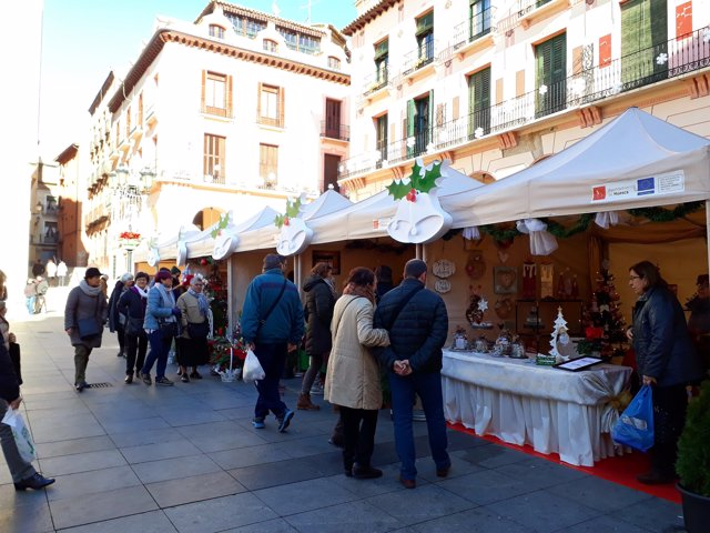 Huesca ha recibido en este puente a más de 4200 turistas