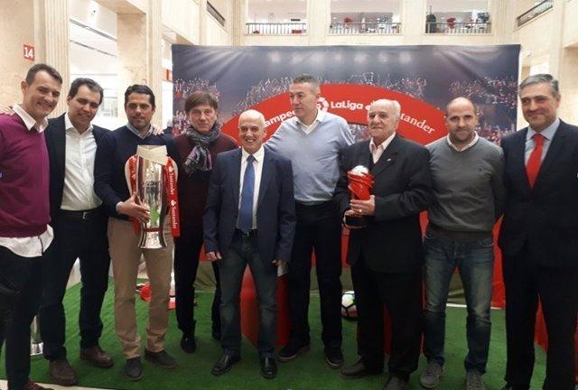 Tour Copa de LaLiga Santander Zaragoza