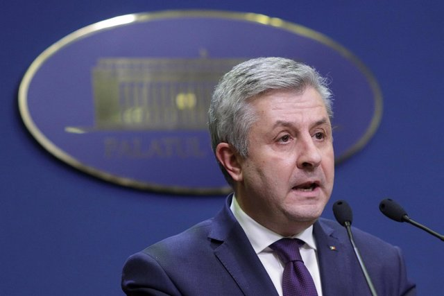 Exministro de Justicia de Florin Iordache