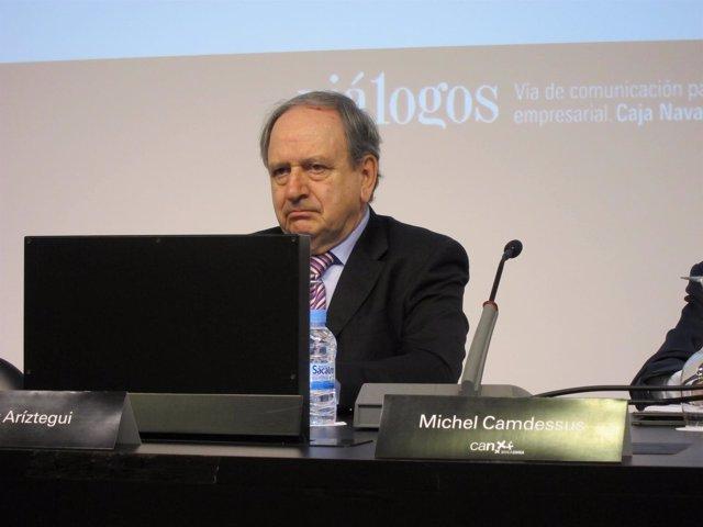 El Subgobernador Del Banco De España, Javier Aríztegui.