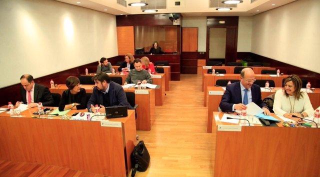 Comisión de Presupuestos de Castilla-La Mancha