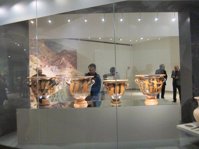 Exposición temporal del Museo Íbero