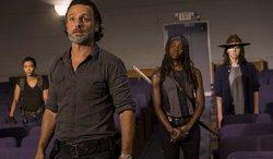 """La última víctima de The Walking Dead habla de su muerte: """"Fue devastador"""" (AMC)"""